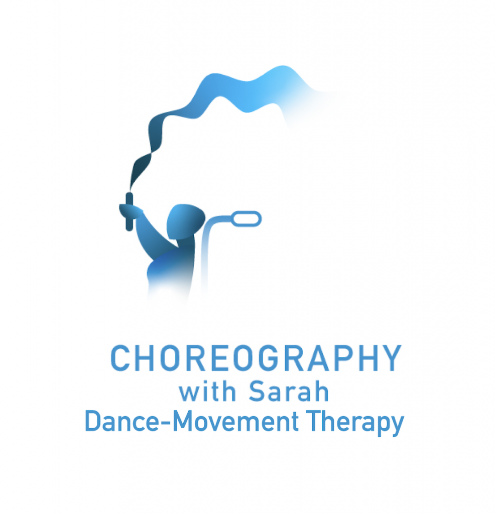 Choreography with Sarah Dance movement therapy