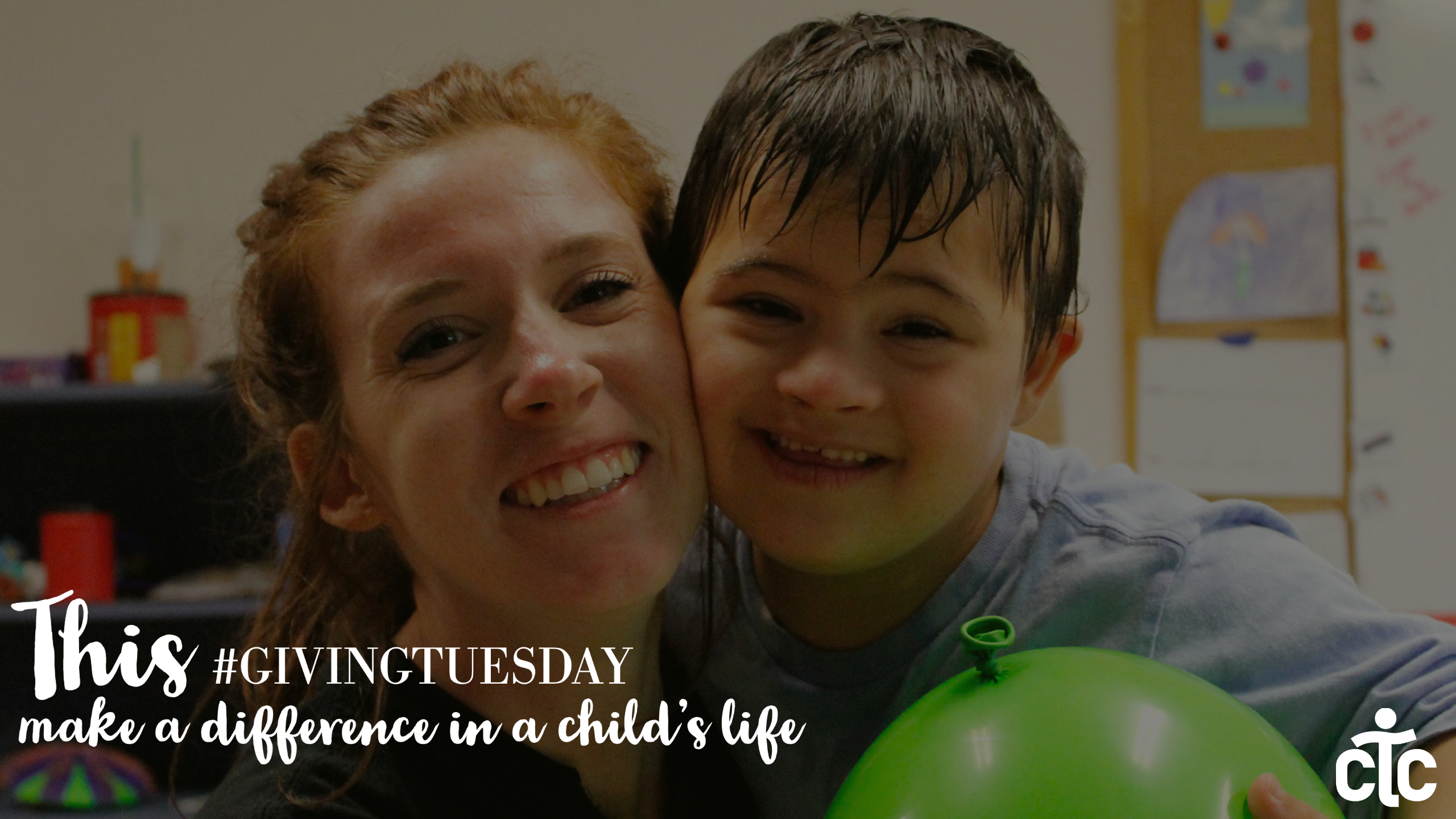 This Giving Tuesday make a difference in a child's life