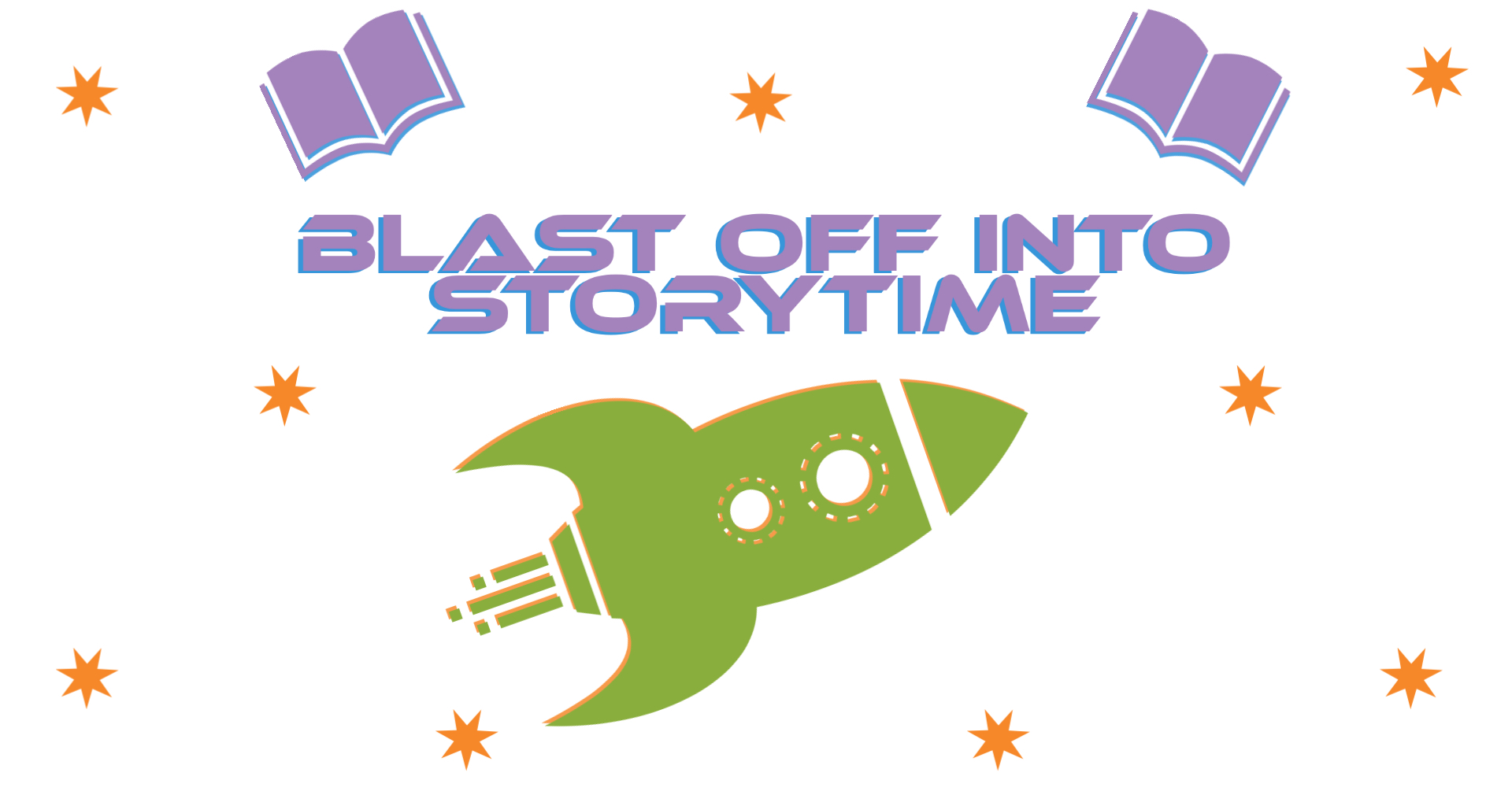 Blast off into Storytime